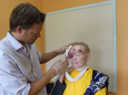 Dr Tilman Stasch Albinism